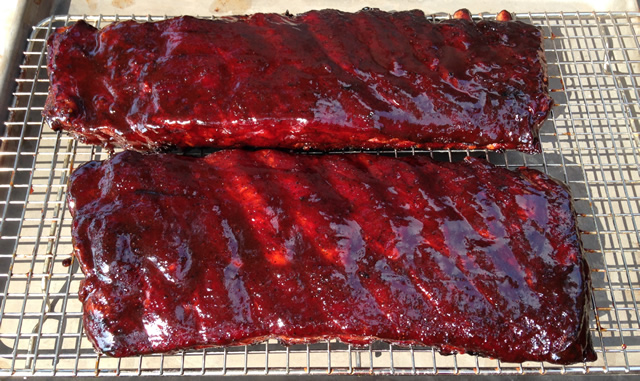 Kansas City Spare Ribs Recipe For Smoked Spare Ribs