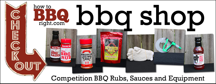 Competition BBQ Supply Shop