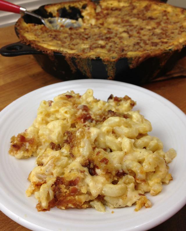 smoked mac & cheese recipe
