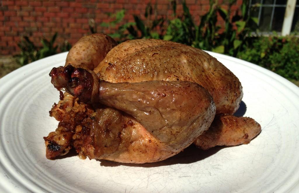 Smoked Cornish Game Hens Recipe On Smoker