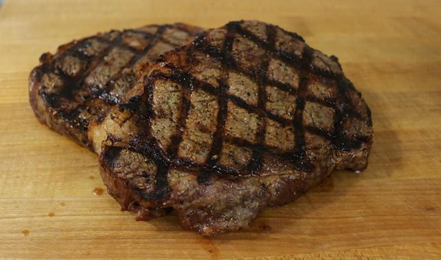 grilled ribeye steak recipe