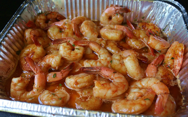 Smoked Shrimp