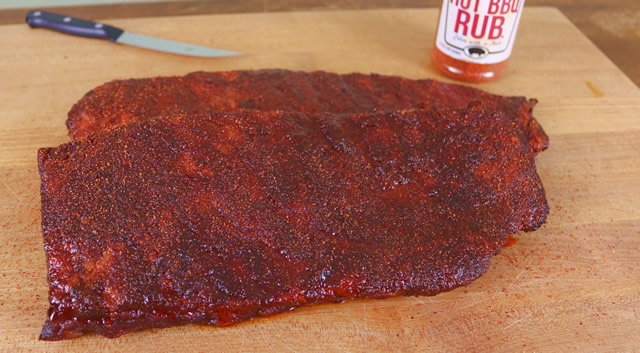 Spicy Smoked Ribs Recipe