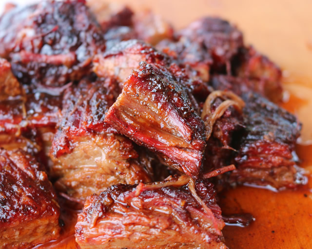 Brisket Burnt Ends Recipe Smoked Beef Brisket And Burnt Ends