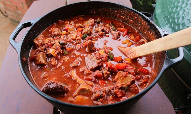 Smoked Chili Recipe