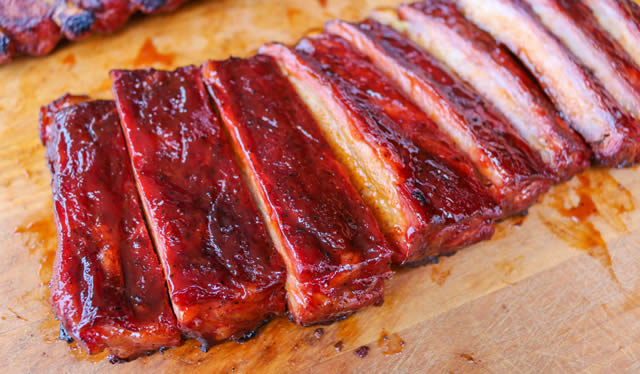 Competition Rib Recipe