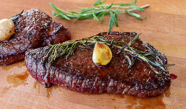 elk steaks recipe