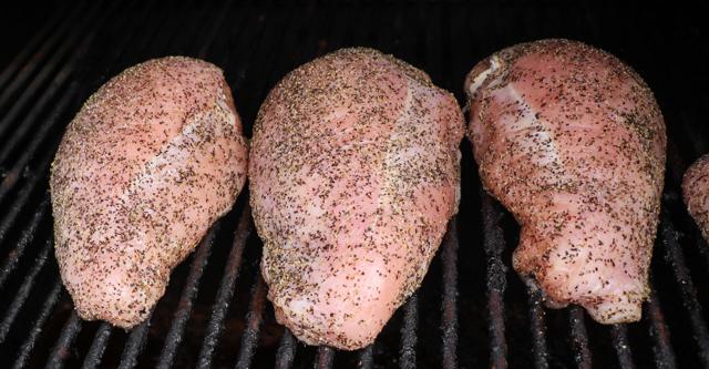 Texas Style Smoked Turkey Breast