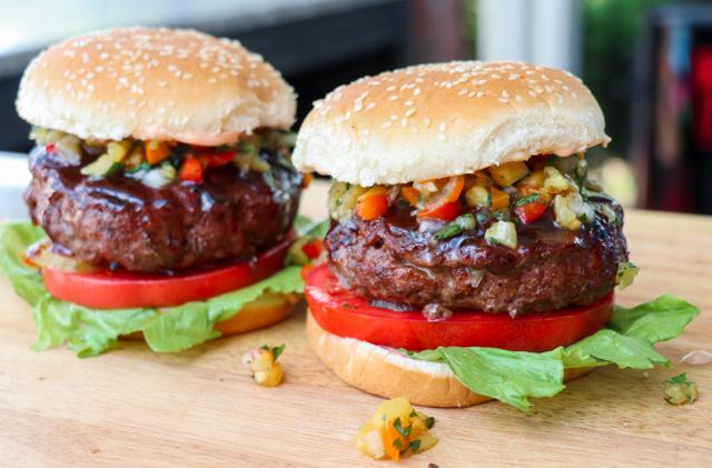 Jerk Burger