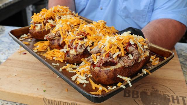 BBQ Potato